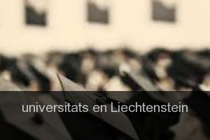 Universitats en Liechtenstein